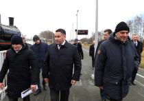 Игорь Руденя рассказал, когда на станцию Ржевского мемориала советскому солдату прибудут первые составы