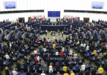 Европарламент принял резолюцию с призывом к руководству ЕС отключить Россию от платежной системы SWIFT, а также остановить «Северный поток — 2» и отказаться от российских нефти и газа «в случае продолжения агрессии на Украине»