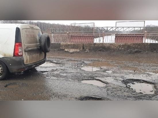 Прокуратура потребовала через суд отремонтировать дороги на улицах Рязани