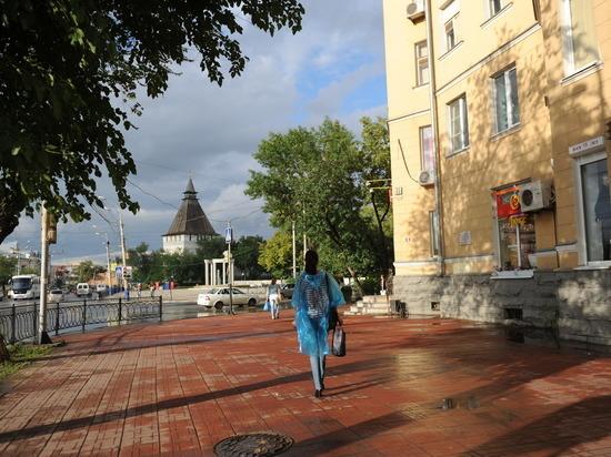 Синоптики вновь прогнозируют дождь в Калмыкии