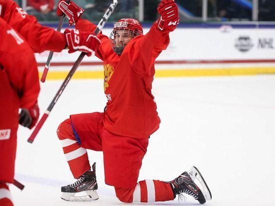 Сборная России квалифицировалась в четвертьфинал ЧМ по хоккею среди юниоров