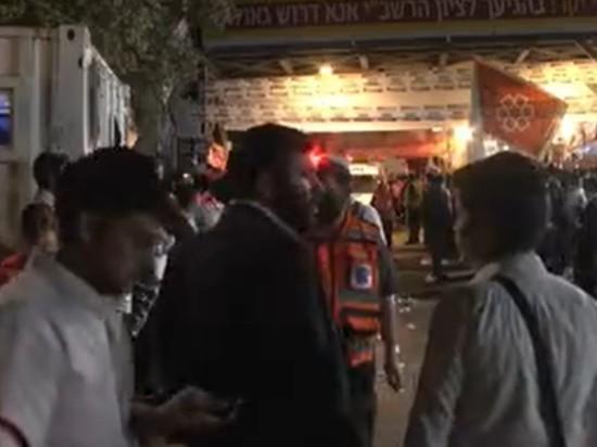 Число жертв обрушения и давки на празднике в Израиле возросло до 38