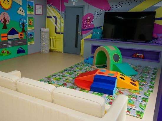 Игры и рисование: новое креативное пространство для малышей открывается в Салехарде