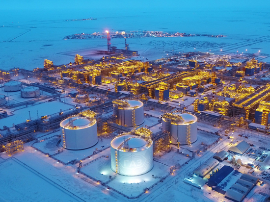 «НОВАТЭК» попросил у президента 2 газовых месторождения на Ямале