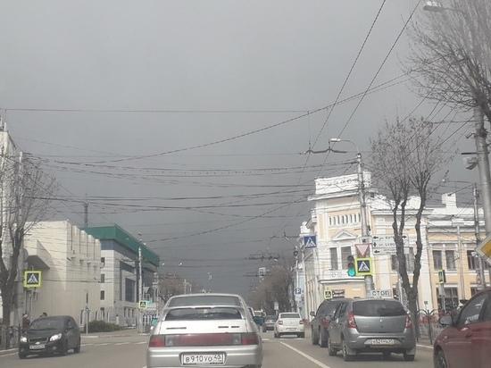 В Калужской области снова объявлен желтый уровень погодной опасности
