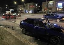 Два молодых смолянина серьезно пострадали в ночном ДТП