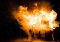 Под Кемеровом рядом с жилыми домами взорвался газовый баллон