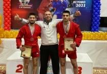 Карельский самбист привёз золото с Чемпионата России