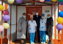 В Ишимском районе по нацпроекту открыли новые ФАПы