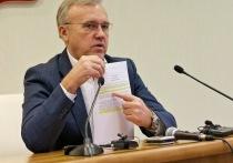 Губернатор Красноярского края Александр Усс в преддверии длинных майских выходных призвал жителей региона поставить прививку