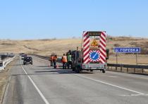 На Алтае федеральные дороги готовят к лету