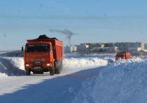 В Якутии завершен топливный завоз по автозимникам