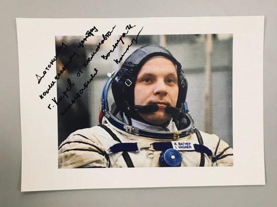 566-ой космонавт мира Иван Вагнер передал привет жителям Кирова
