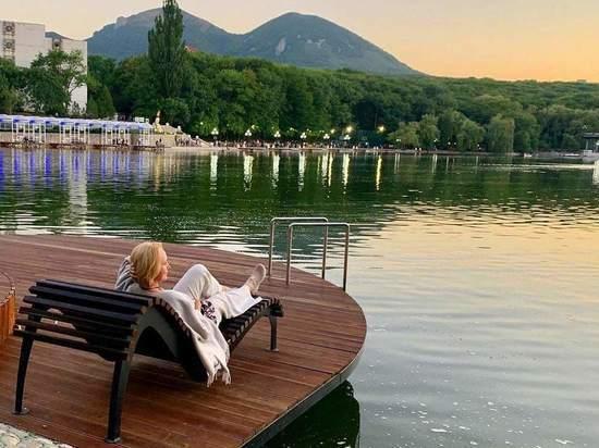 Озеро в Железноводске сделают говорящим