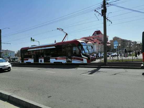 Время работы трамвая в Улан-Удэ продлили еще раз