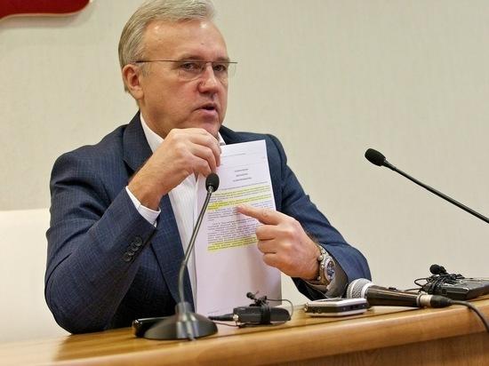 Губернатор Усс призвал красноярцев поставить прививку на праздниках