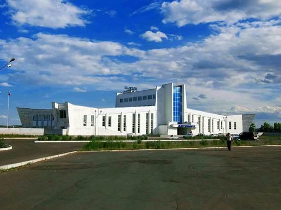 Аэропорт Кызыла в Туве удвоил обработку грузов