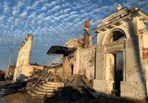 В сгоревшем Доме Барковых в Касимове планируют открыть музей