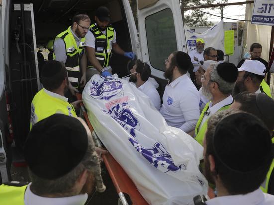 Стали известны подробности трагедии в Израиле: десятки погибших в давке