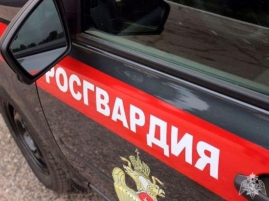 Пьяный житель Заринска напал на сотрудника Росгвардии