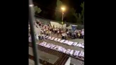 Десятки израильтян погибли при обрушении трибуны на празднике: видео
