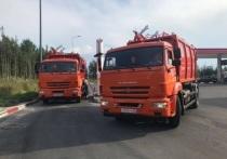 На майских праздниках Автоспецтранс будет вывозить мусор в усиленном режиме