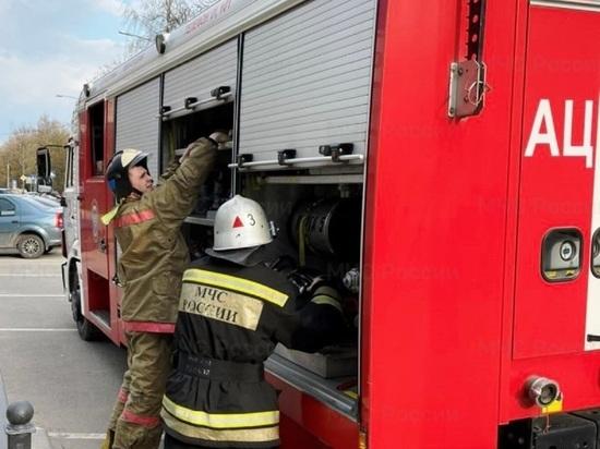 В Калуге пожилой водитель сбил пешехода на переходе