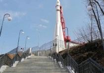 Восстановленной к музею космонавтики Калуги лестнице выбирают название