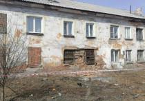 Журналисты побывали в скандальном  прокопьевском доме, которым заинтересовался СК РФ