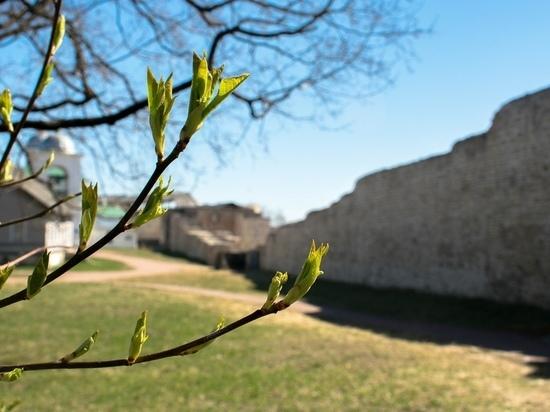 Вход в Изборскую крепость перенесли из-за ремонта