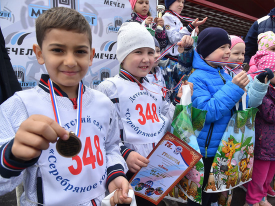 ЧМК организовал в Челябинске масштабный спортивный праздник для металлургов