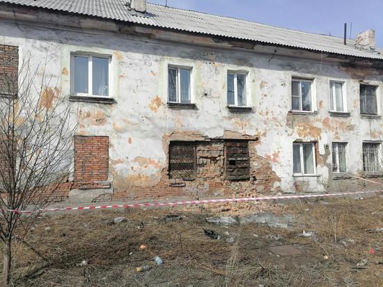Искали ремонт, о котором отчитались в городской администрации после обрушения части стены дома