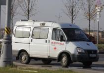 Пенсионерка выпрыгнула в окно, спасаясь от побоев сожителя в Москве