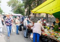 Сезонная ярмарка «Все для сада и огорода» пройдет в Пскове