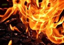 Пенсионерка пострадала на пожаре в Пскове