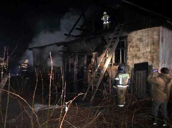 Два человека погибли в частном доме в Красноуфимске