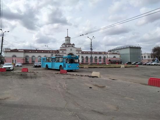 4 и 7 мая троллейбусы в Йошкар-Оле изменят маршрут