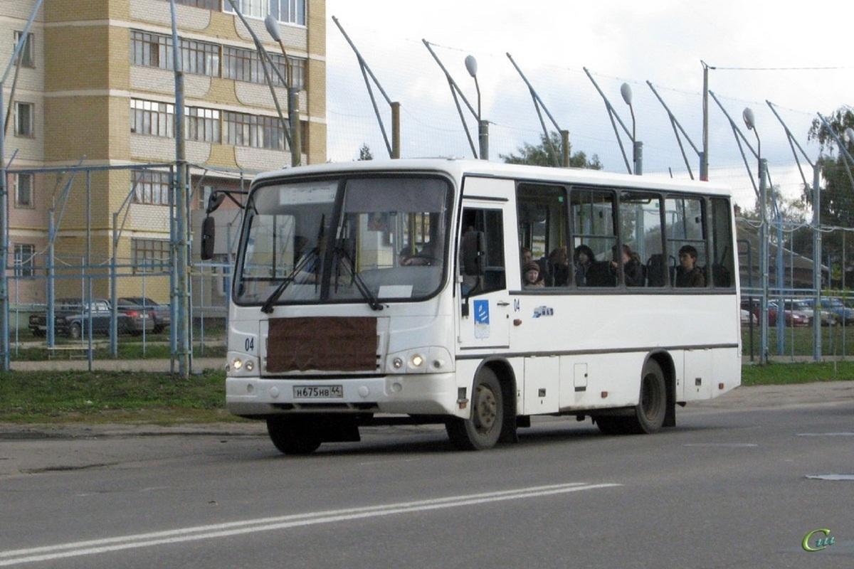 Летом костромские автобусы 18-го маршрута будут ездить через поселок Мелиораторов