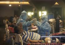 Индийский кошмар с коронавирусом: штамм идет в Россию