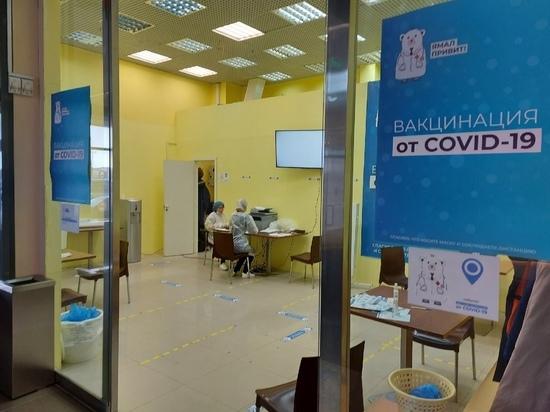 Пункты вакцинации против COVID-19 на майских каникулах будут работать в Новом Уренгое