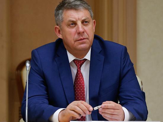 Брянский губернатор прокомментировал ход вакцинации на совещании у вице-премьера