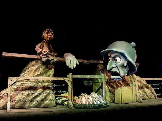 Челябинский театр кукол приглашает на премьеру спектакля о войне