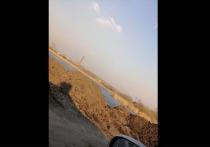В Омске чиновники объяснили засыпку озера дорожным ремонтом