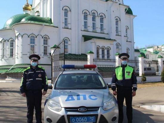 Полицейские Марий Эл обеспечат порядок в Пасху и майские праздники