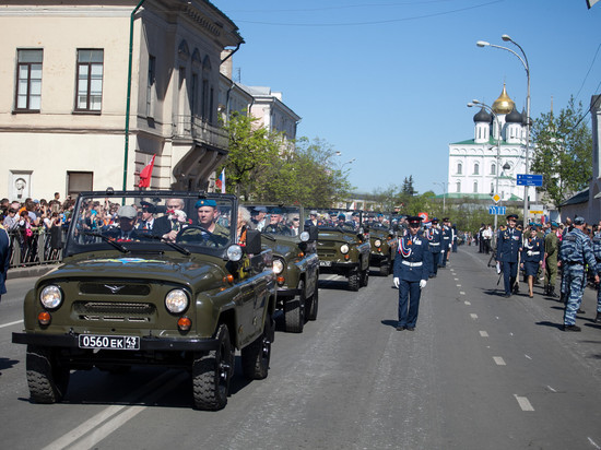 Замглавы администрации Пскова: «9 мая пройдёт в усечённом формате»