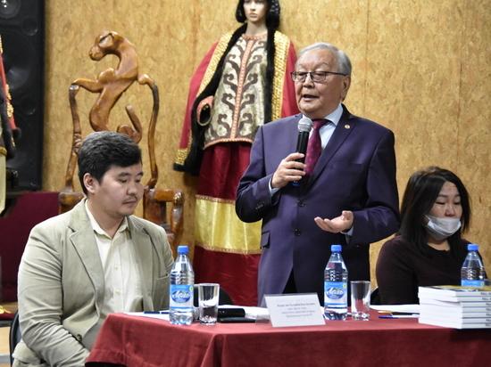 В Туве состоялся круглый стол о культурном влиянии скифского наследия