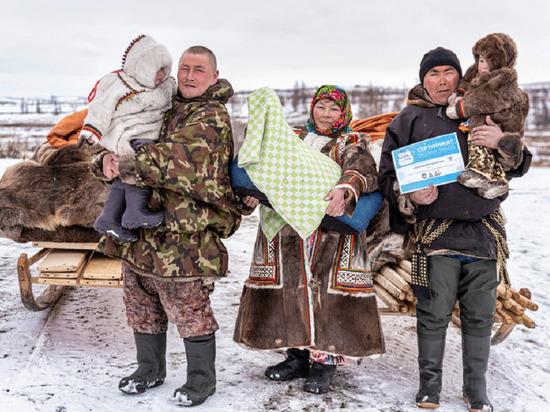 Первые многодетные кочевники на Ямале получили чумовой капитал