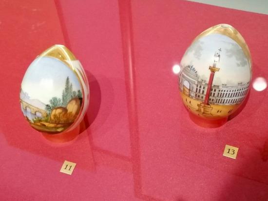 Как пасхальные фарфоровые яйца связаны с государственной тайной