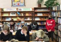 Волонтеры помогли провести #ДиктантПобеды2021 в Смоленске