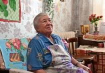 Смоленские волонтеры поздравили ветерана Великой Отечественной войны с 95-летием